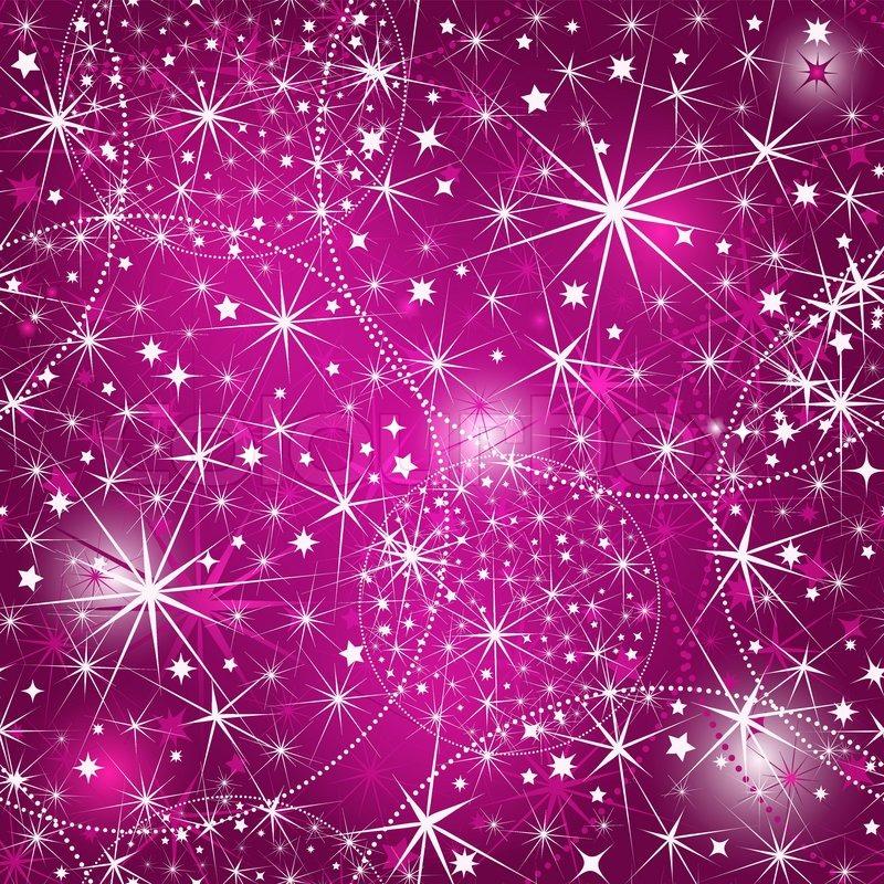 Nahtlose lila weihnachten muster vektorgrafik colourbox for Lila tapete mit muster