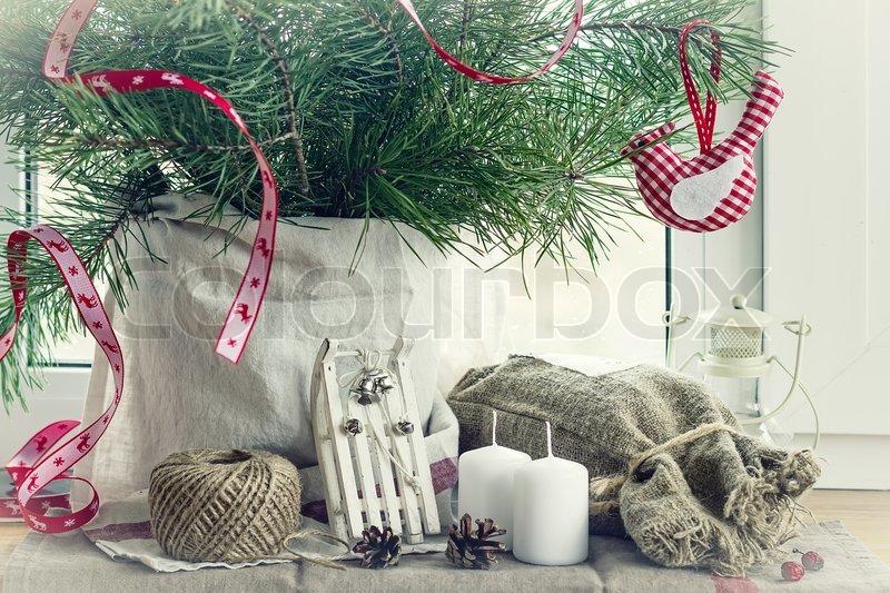 schm cken sich verzweigen winterlich stock foto. Black Bedroom Furniture Sets. Home Design Ideas