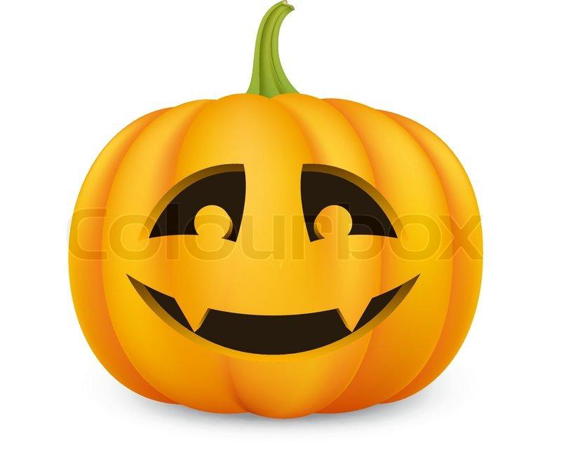 Halloween Kurbis Vektorgrafik Colourbox