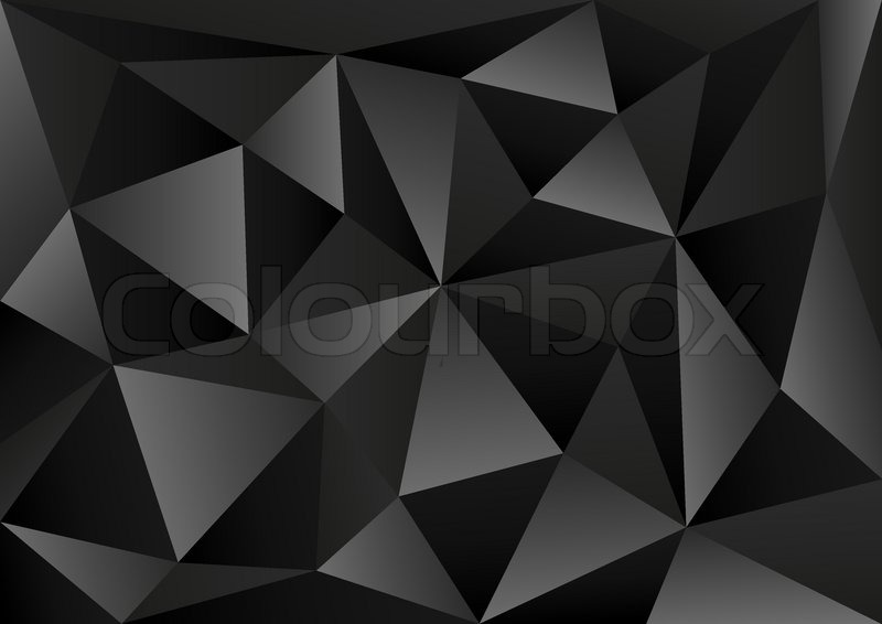 abstract polygon background for your design stock vector colourbox