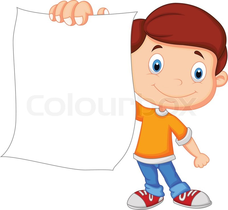 vector illustration of cartoon boy holding blank paper graduation 2017 clip art free graduation 2018 cliparts in png format
