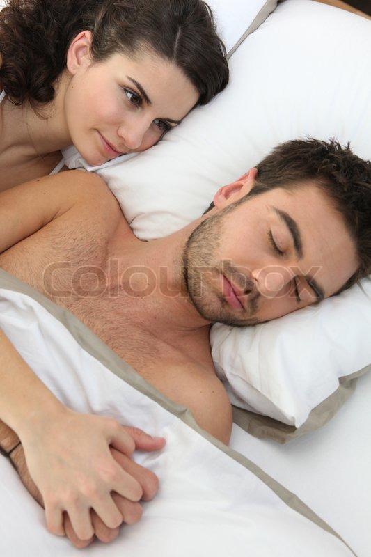 Фото супруги в постели 39546 фотография