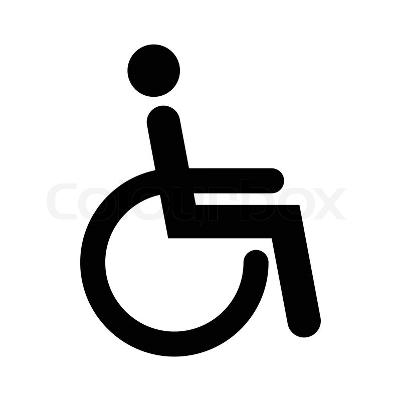 Handicapped Logo Design