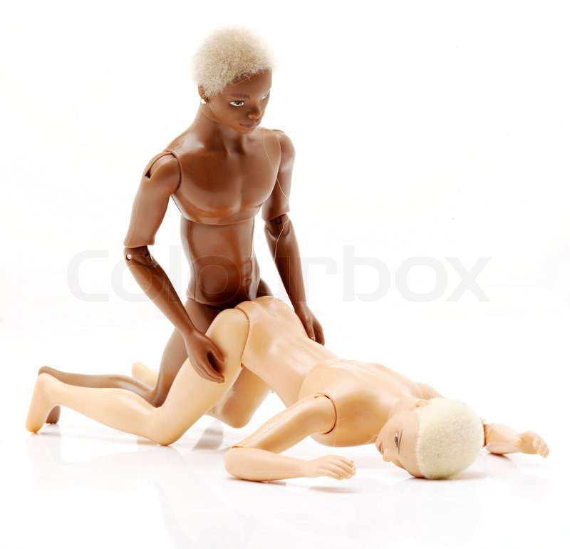 Dolls in sexual positions