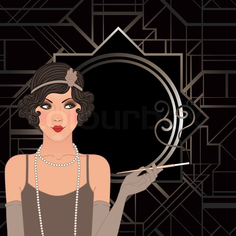 1920S Invitation Template Free is Unique Layout To Make Unique Invitation Layout