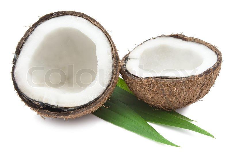 Неспелый кокос