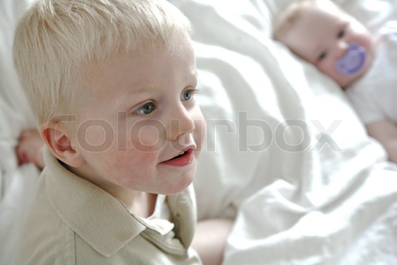 Stock Image Of Scandinavian People Blonde