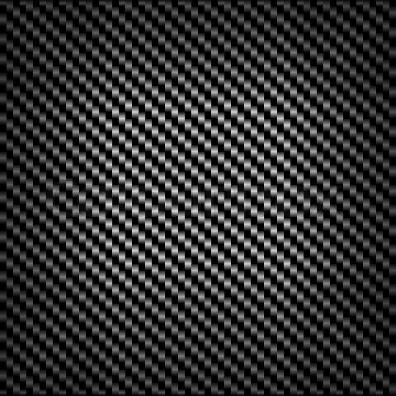 Carbon Fibre Wallpaper: Carbon Or Fiber Background Texture With A Repeat Diagonal