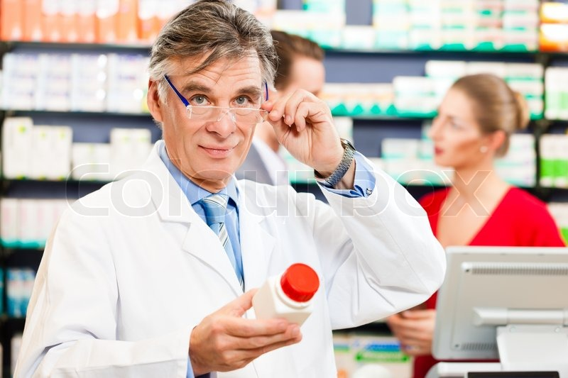 personal experience of working in a pharmacy