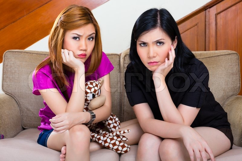 Two asian girls