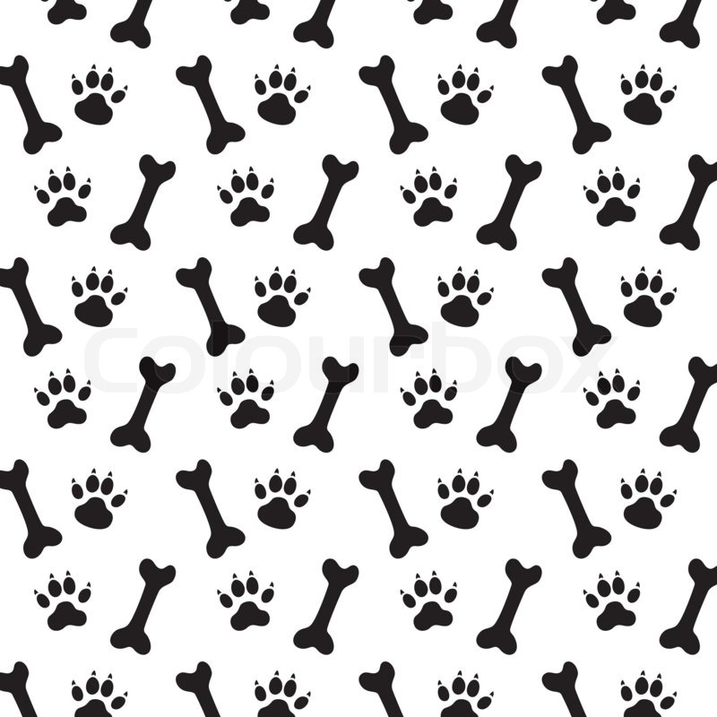 Dog bone vector free download - photo#30