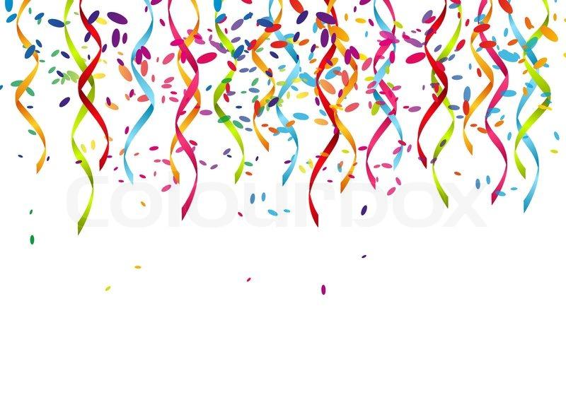 Wortlaut, festlich, symbol | Vektorgrafik | Colourbox