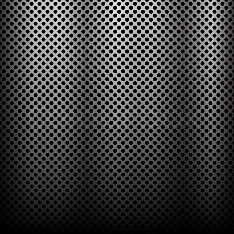 Dark steel background Design | Stock Vector | Colourbox