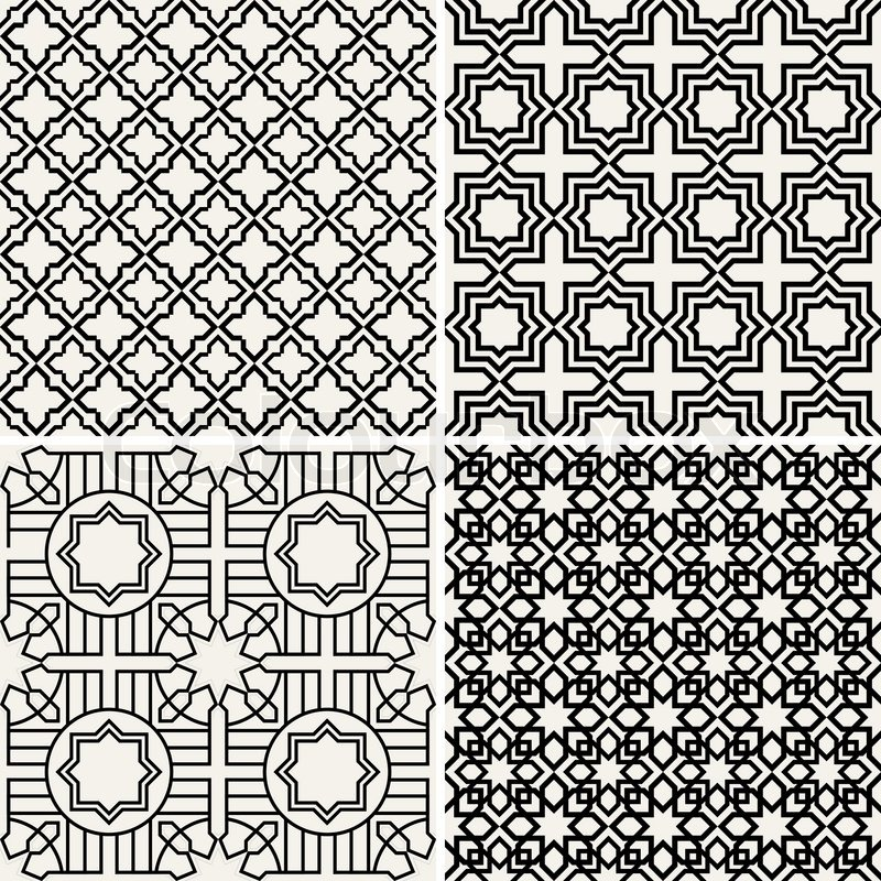 Islamic Ornaments Wallpaper Islam Style Ornaments