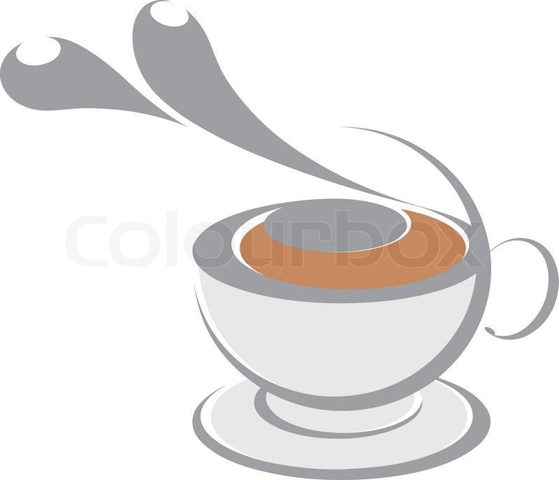 coffee cup logo template - photo #5