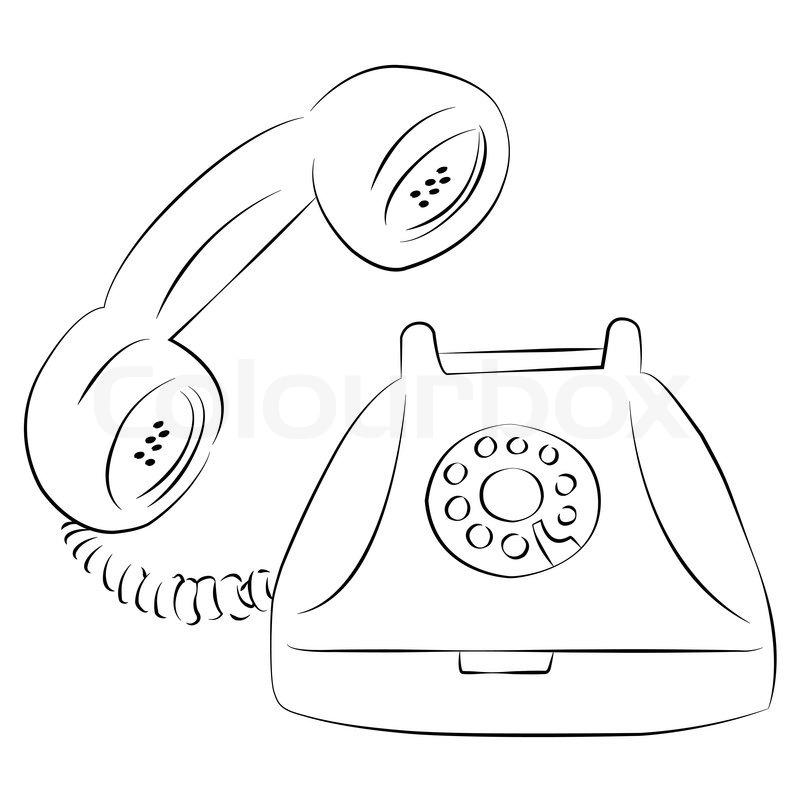kabel  symbol  roterende