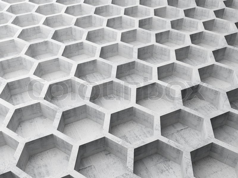 1366x768 grey honeycomb pattern - photo #25
