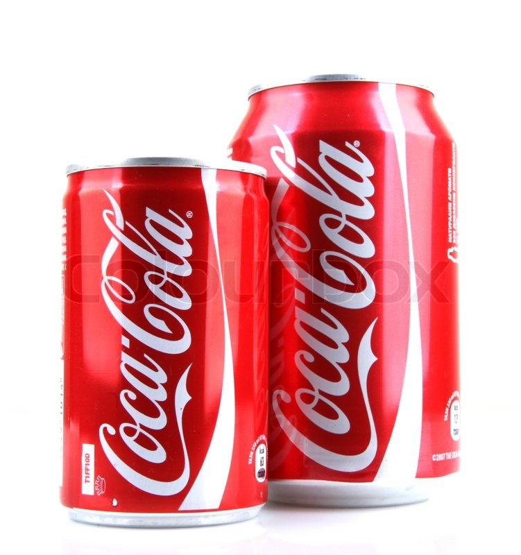 Coca cola The soft drink?