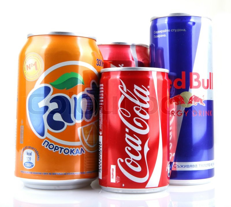 What Are Fizzy Drinks Carbonated With