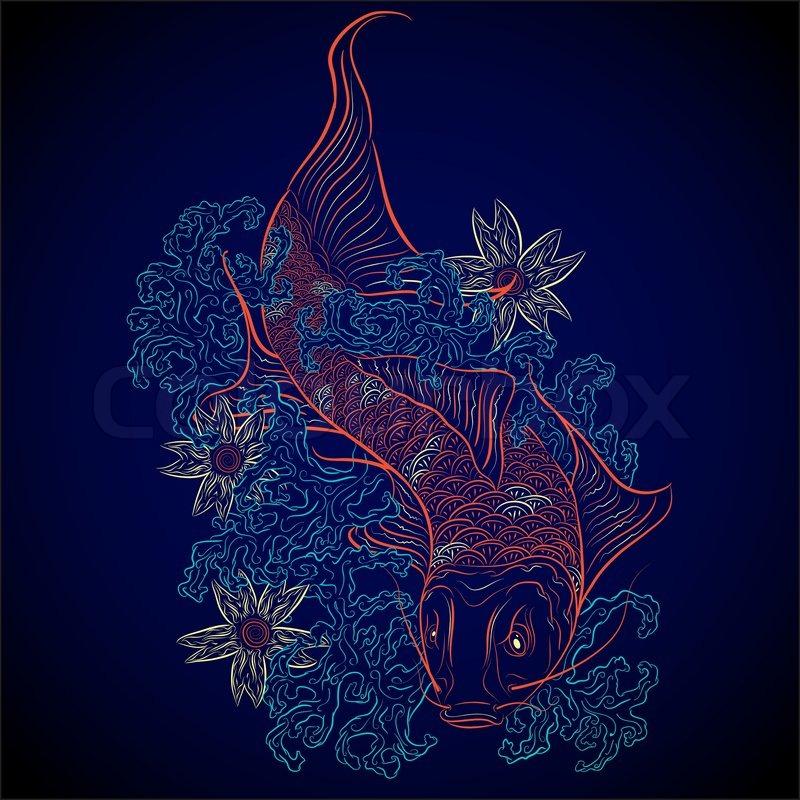 Fischcurry mit Karpfen Rezept mit Bild von perlacco