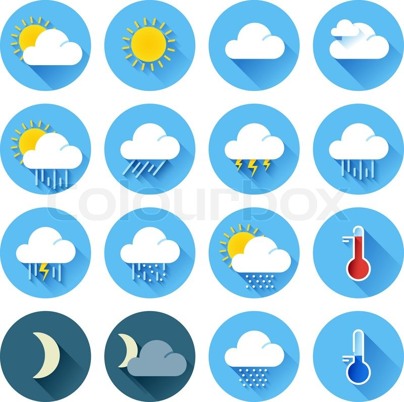 cloudy weather clip art