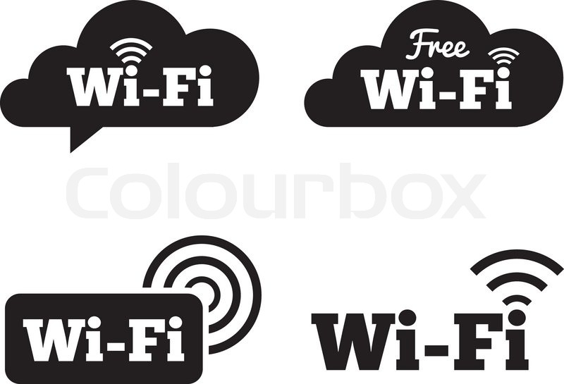 Wifi Icons Wifi Symbols Wireless Network Cloud Icons Wifi Zone