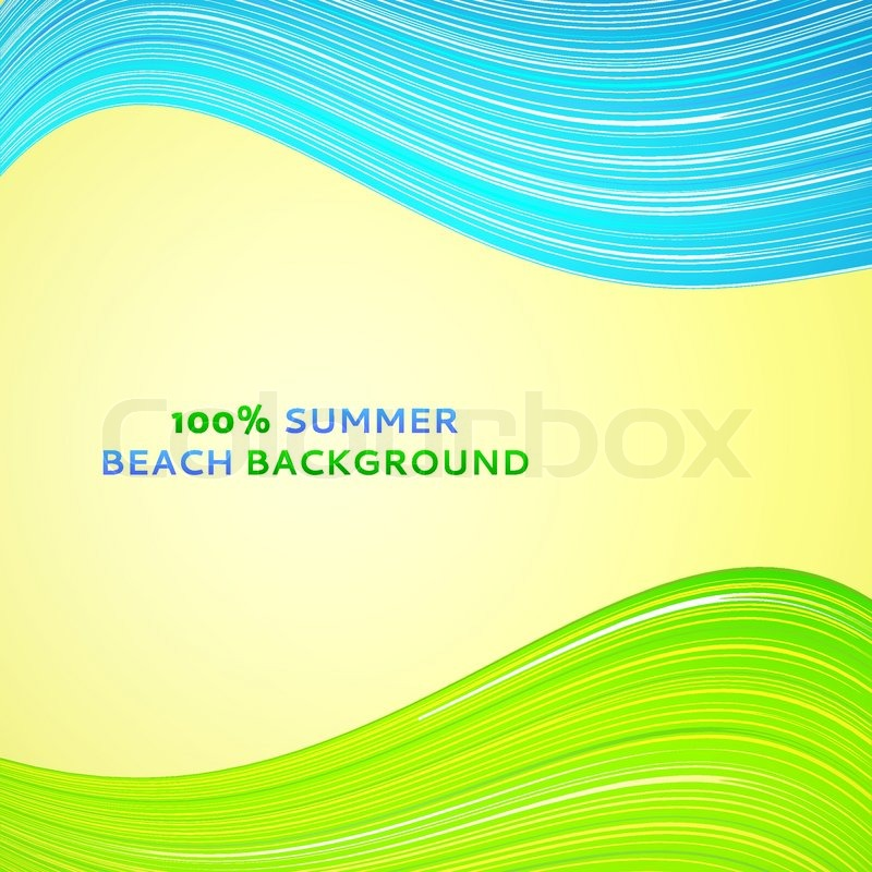 Book Cover Background Color ~ Abstract wave background vector illustration for your