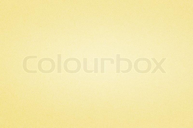 Wall cream color texture surface | Stock Photo | Colourbox