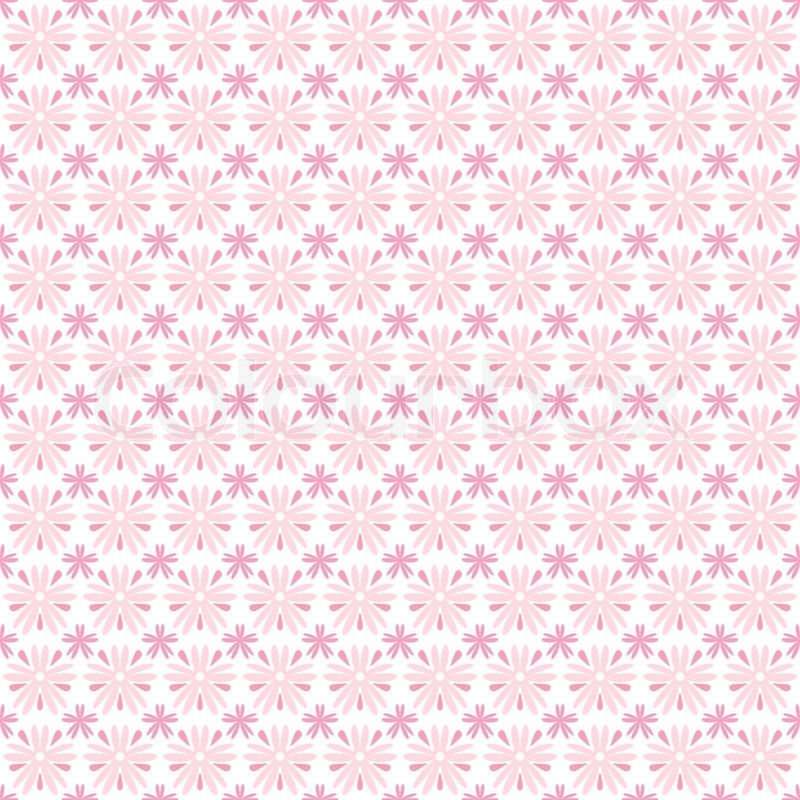 light pink floral background - photo #48