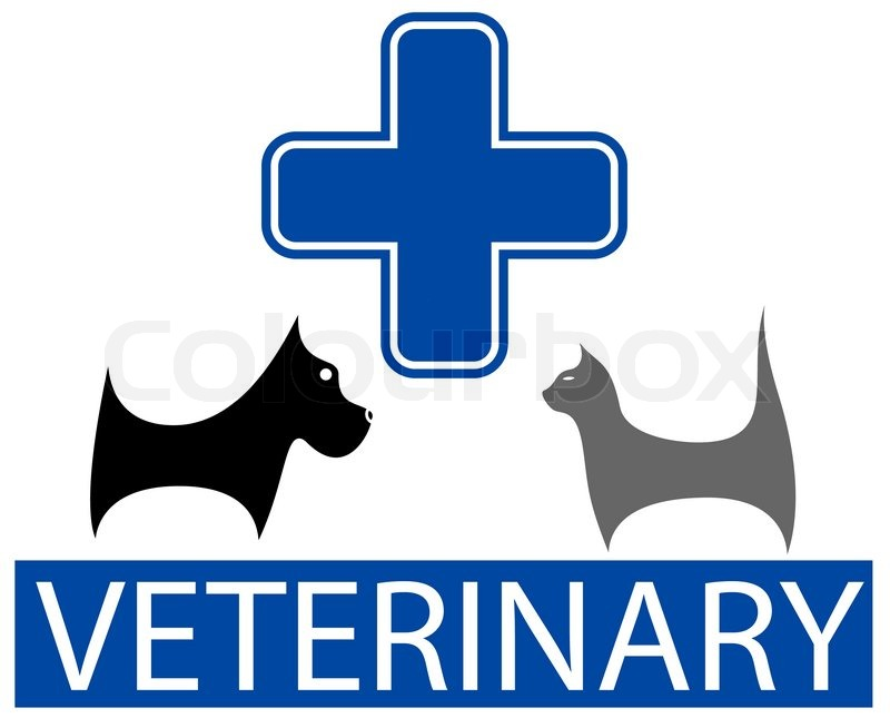 Vet Symbol for Pinterest Veterinary Tools Clip Art
