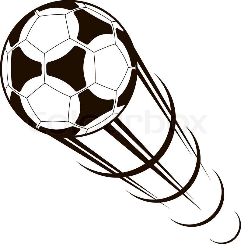 Air Pressure Soccer Ball Travels