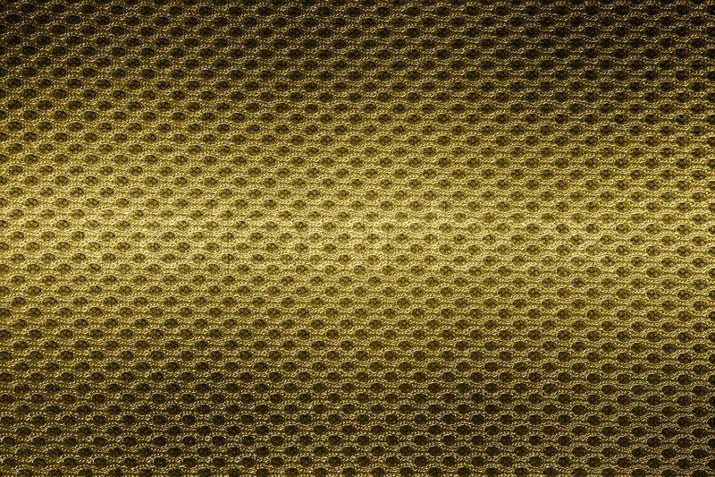 Gold Mesh Texture Background Stock Photo Colourbox