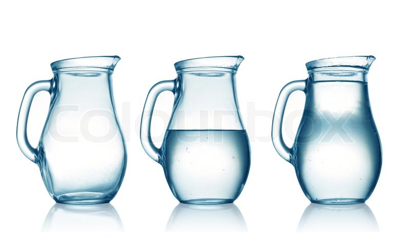 Full Glass Of Water Clipart