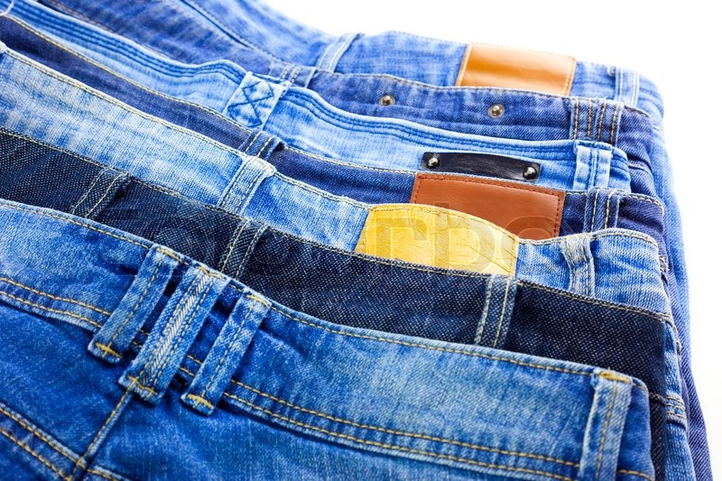 blue jeans industry
