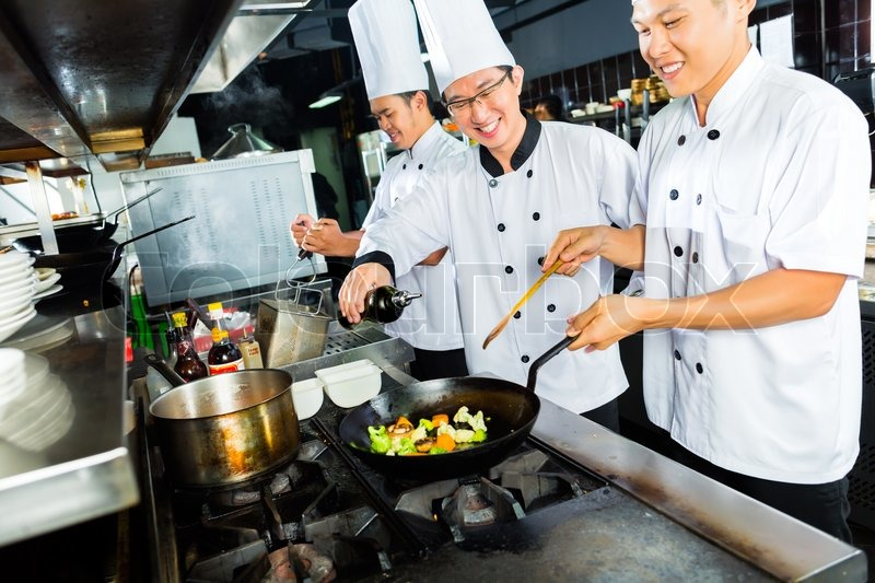 chef restaurant kitchen asian cook cooks hotel cooking hotel
