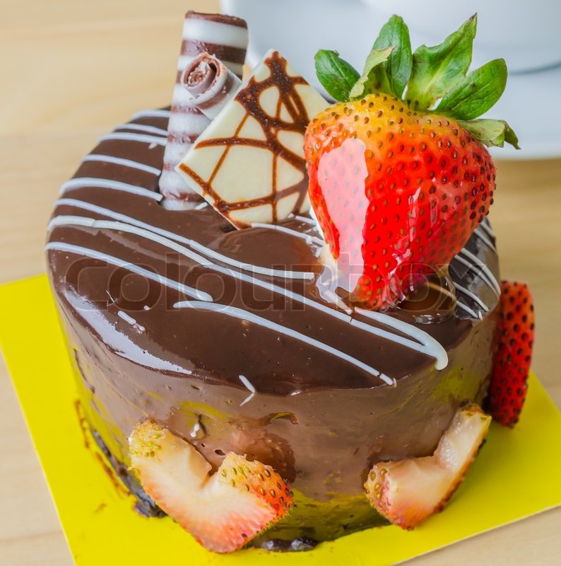 Dekoriert kuchen torte stockfoto colourbox for Kuchenstudio essen