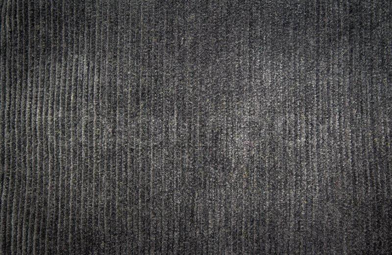Elegant Gray Cotton Fabric Texture Stock Image Colourbox