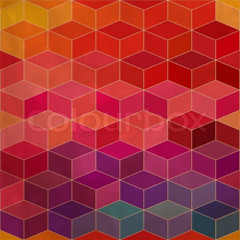 hintergrund wiederholen geometrische rhombus spektrum geometrischen hintergrund retro hipster. Black Bedroom Furniture Sets. Home Design Ideas