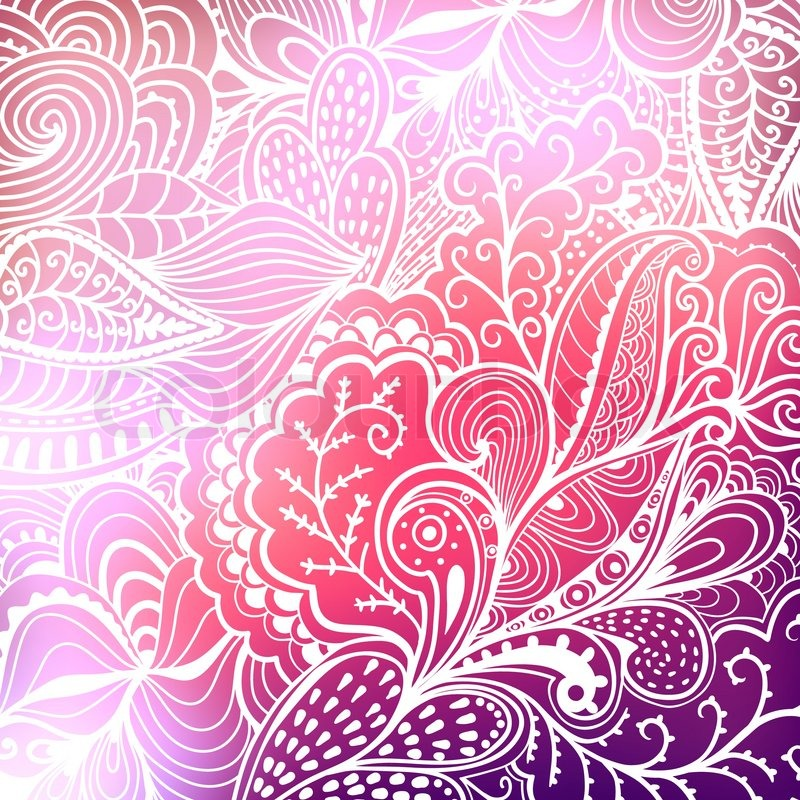 Vector abstract hand drawn waves texture wavy background blurred vector abstract hand drawn waves texture wavy background blurred template invitation card in a doodles style pink backdropwedding invitation stopboris Image collections
