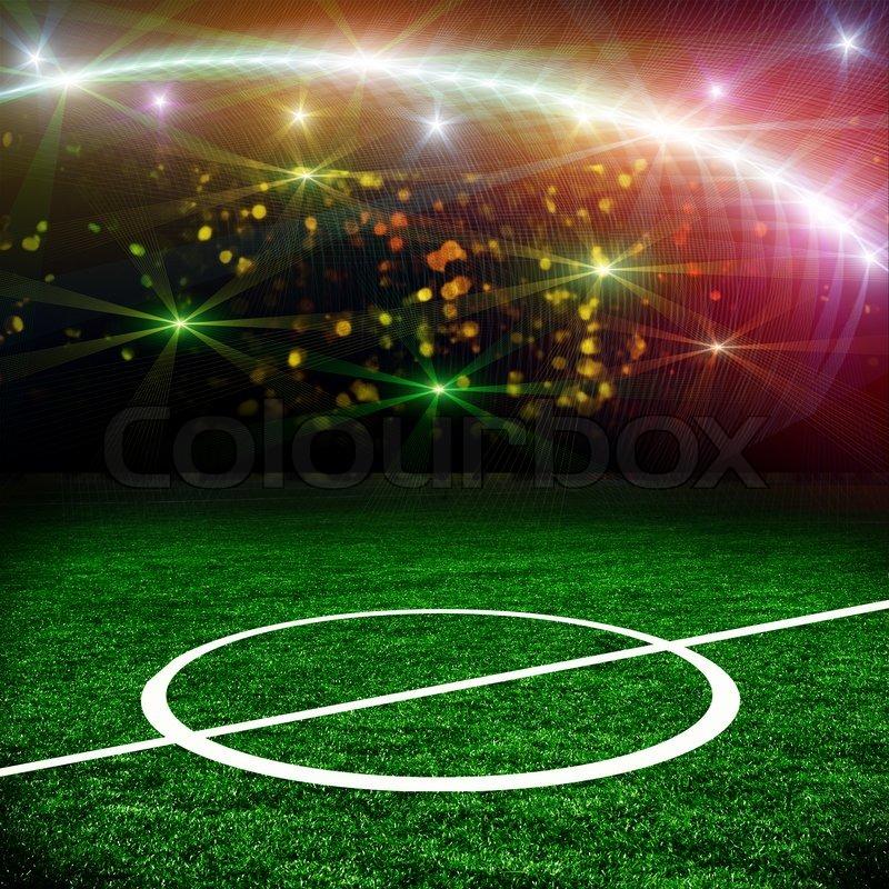 Stadium Lights Capacity: Stadium With Lighst