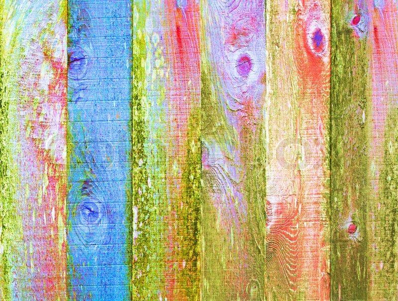 Distressed Vintage Grunge Wood Texture Background Art