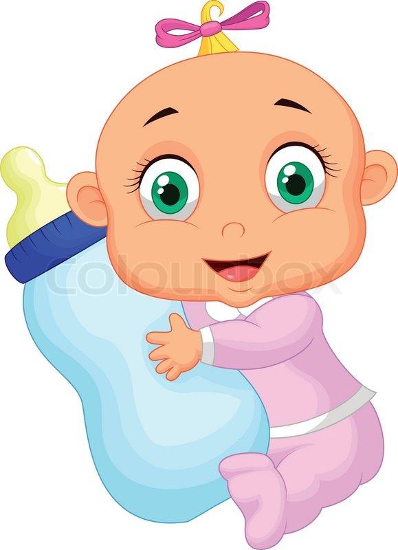 Baby Zeichentrick