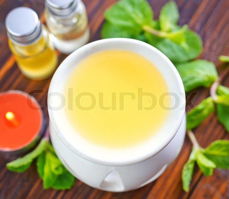 Stock image of 'Aroma oil'