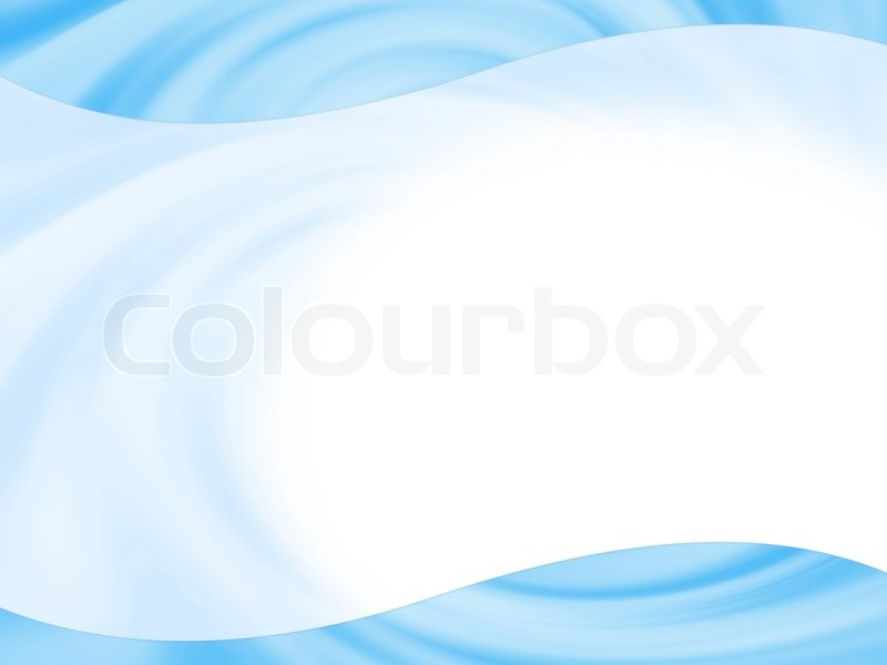 Stock image of 'Abstract blue border background.'