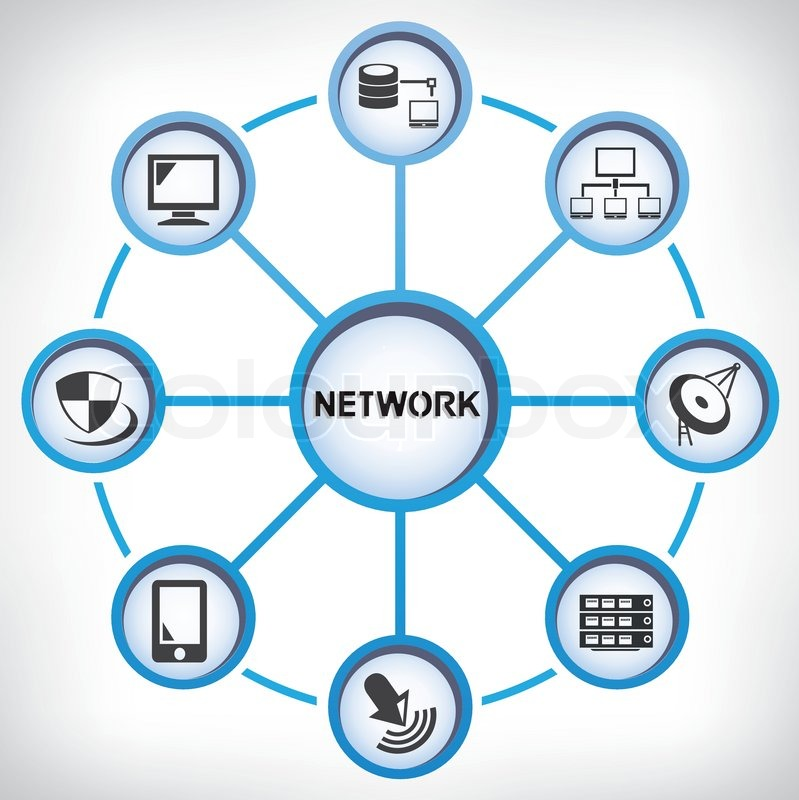 Network and server management mind mapping circle diagram stock network and server management mind mapping circle diagram vector ccuart Choice Image