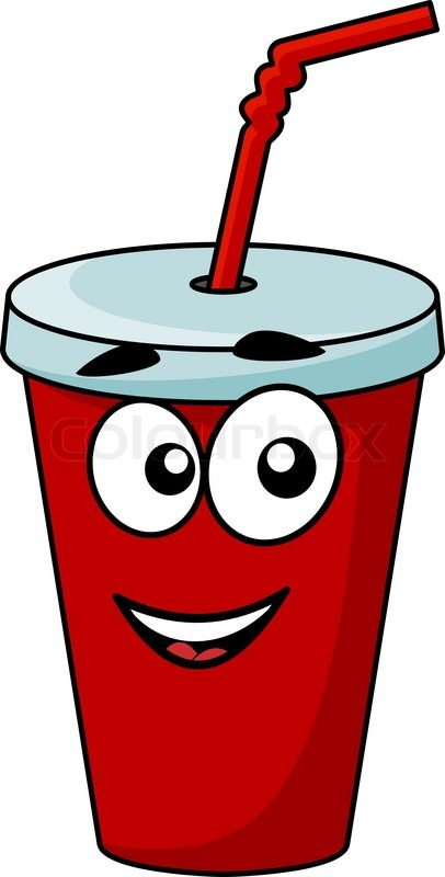 cartoon takeaway soda drink in a covered cup with a straw coffee cup clip art png coffee cup clip art free