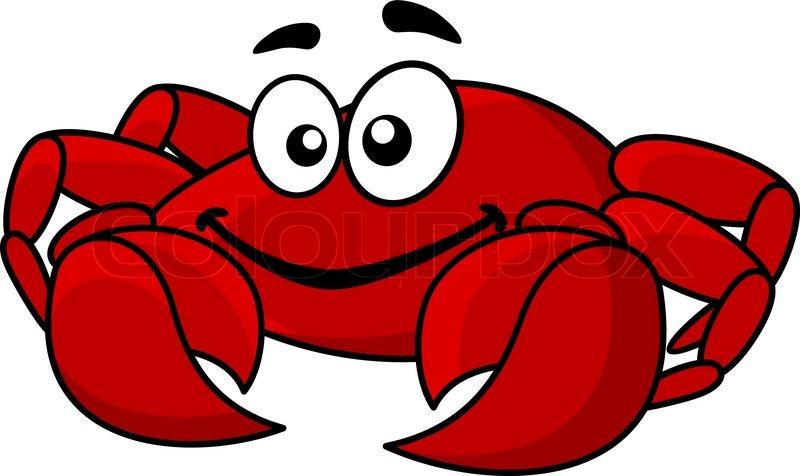 Cartoon Crab Images