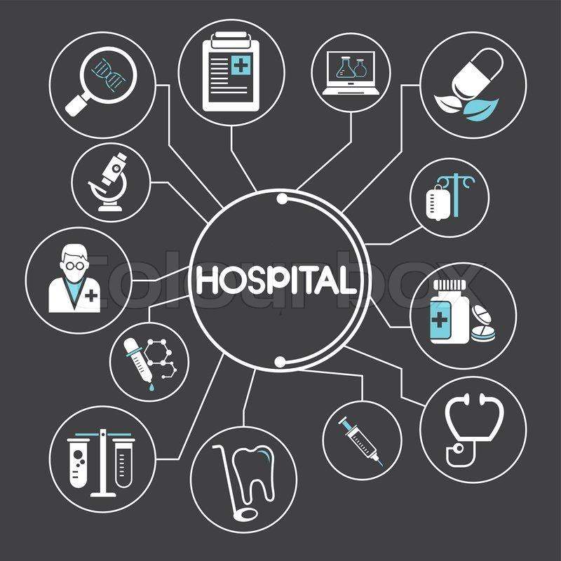 Hospital Management Network Info