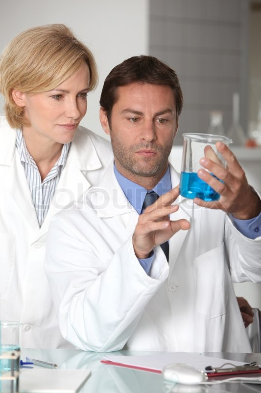 Blaue Manngruppe und