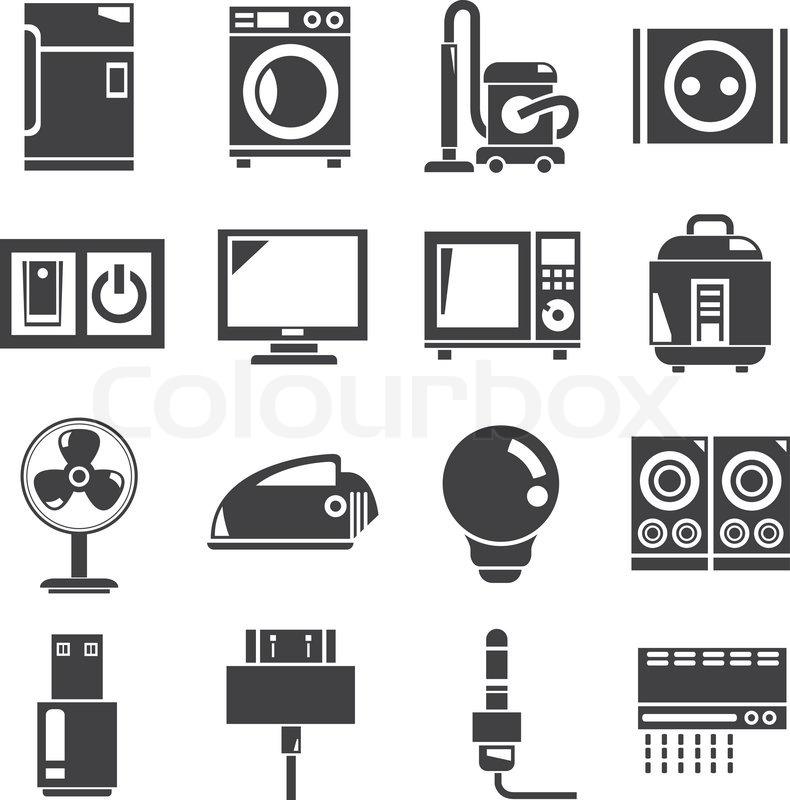 Charmant Elektrische Symbole Des Haushalts Fotos - Der Schaltplan ...